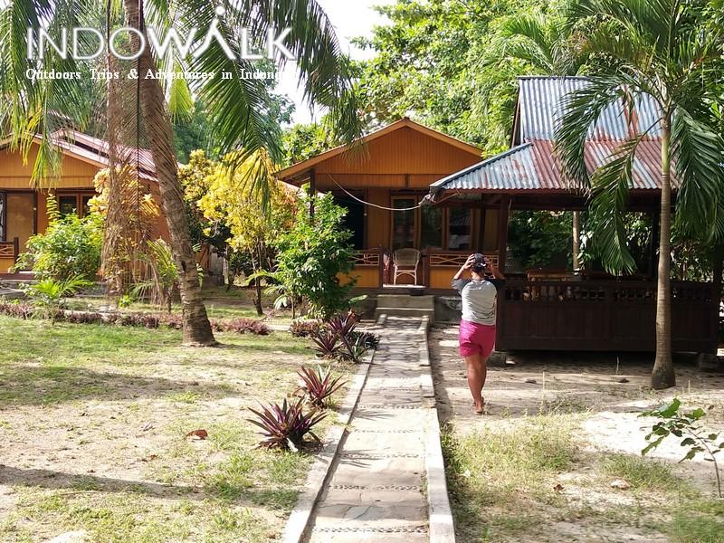 Wisata Lampung Pantai Tegal Mas