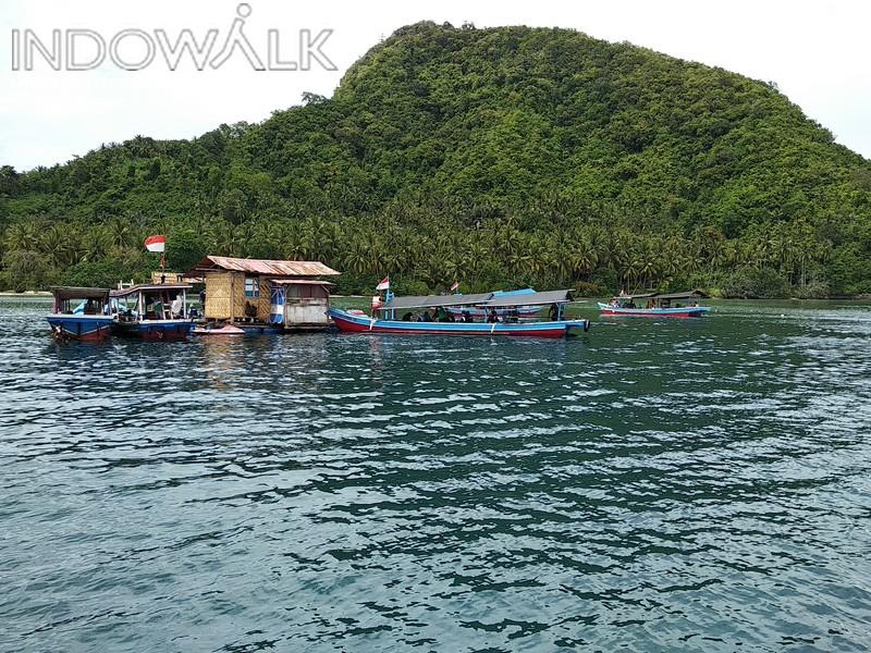 Wisata Lampung Gigi Hiu