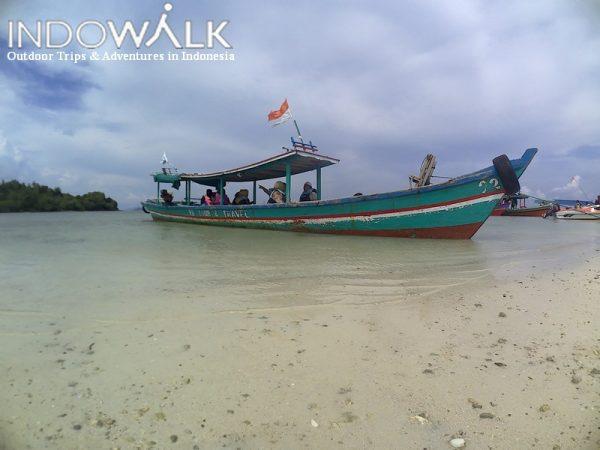 Wisata Pulau Condong Lampung