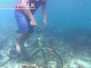 Wisata Lampung Pantai Pasir Putih