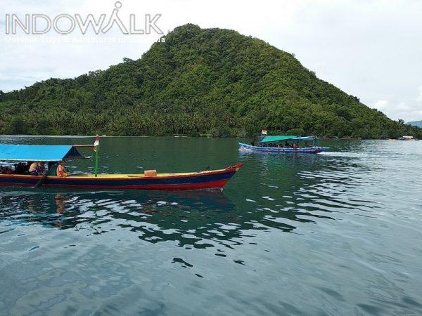 Wisata Lampung Pantai Mutun